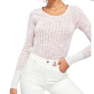 🎉Free People🎉NWT Long Sleeve Knit Top